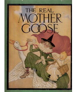 THE REAL MOTHER GOOSE  Rand McNally   1936   Ex++ - $23.57