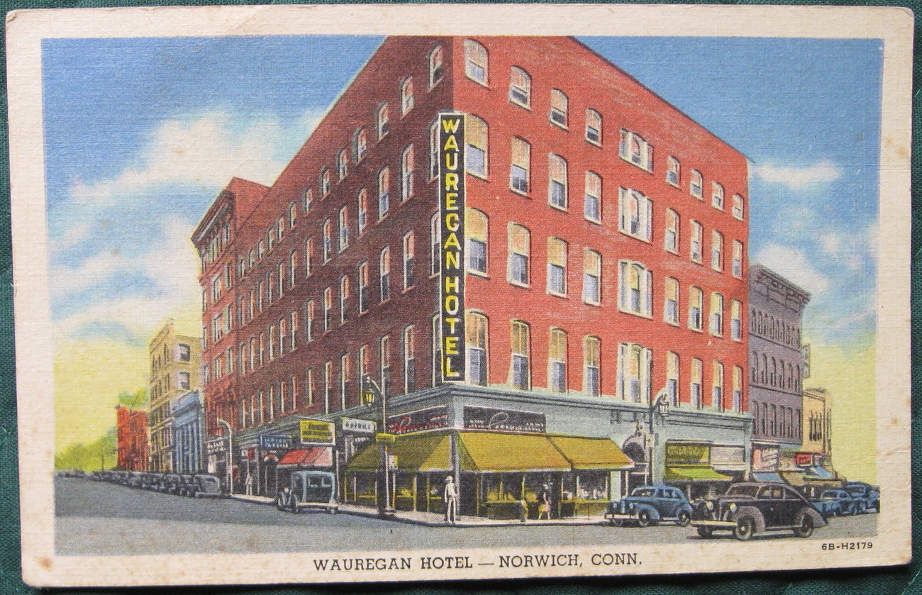 Norwich  ct hotel 1 1