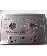 BELT BUCKLE - Heavy Metal Cassette Tape - $8.00
