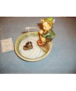 "Hummel ""Just Fishing""  Figurine with hangtag - $58.99"