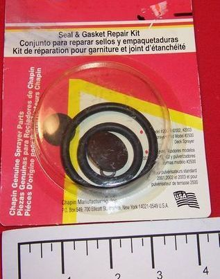 Chapin Sprayer Seal & Gasket Kit 6-2002