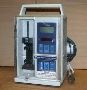 Primary image for Abbott Hospira Lifecare 4100 PCA Plus II INFUSION PUMP