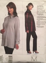 VOGUE Lauren Sara MATERNITY SHIRT and PANTS PATTERN V2866 SIZE 20-24 Cut - $4.95