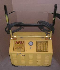 Hi-Tech ARU AntiFreeze Recycling Recovery Unit 2000