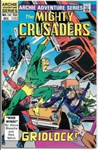 Adventures of The Mighty Crusaders Comic Book #10 Archie 1984 NEAR MINT - $4.99