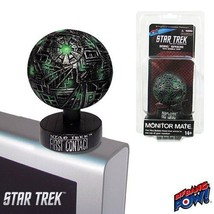 Star Trek: First Contact Borg Sphere Monitor Mate Bobble Ship - $9.50