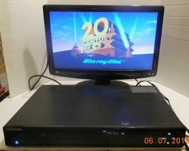 Samsung BD-P2550 Blu-Ray DVD Player HDMI Composite Component USB - $105.19