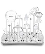 Baby Bottle Drying Rack with Tray, Termichy High Capacity Bottle Dryer H... - $12.27