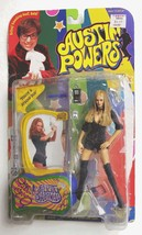 Austin Powers Felicity Shagwell Action Figure GROOVY BOY New McFarlane 1999 - $6.83