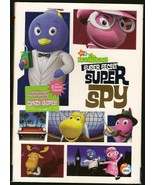 Backyardigans Super Secret Super Spy Movie - $6.99