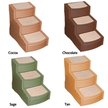 EASY STEP III PET STAIRS BY PET GEAR-*FREE SHIPPING IN THE UNITED STATES* - $80.95