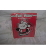Hand Warmer Santa Claus Can Re-Use New - $3.99