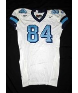 UNC Tarheel GAME USED WORN FOOTBALL JERSEY Sz ... - $99.00