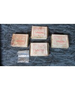 4 Vintage Boxes of 5/0 Mustad Hooks, 100 each Box - $26.17