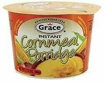 Grace Caribbean, Porridge Cornmeal, 2.82 OZ (Pack of 12) - $74.02