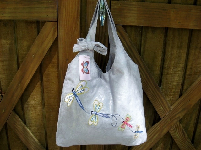 Lavender Tote Beach Shopping Bag
