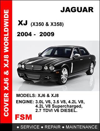 jaguar xj xj6 xj8 x350 x358 2004 2009 and 50 similar items rh bonanza com 2006 jaguar xj owners manual 2009 Jaguar XJ8