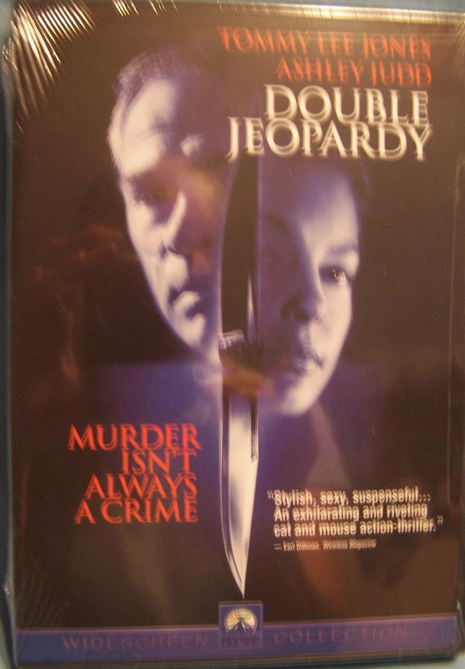 DVD  Double Jeopardy  1999  USA  New