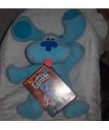 Blues Clues DVD plus Blue herself - $16.99