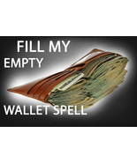 HAUNTED 27X FULL COVEN FILL MY WALLET ATTRACT FAST ABUNDANCE MAGICK 989 ... - $38.00