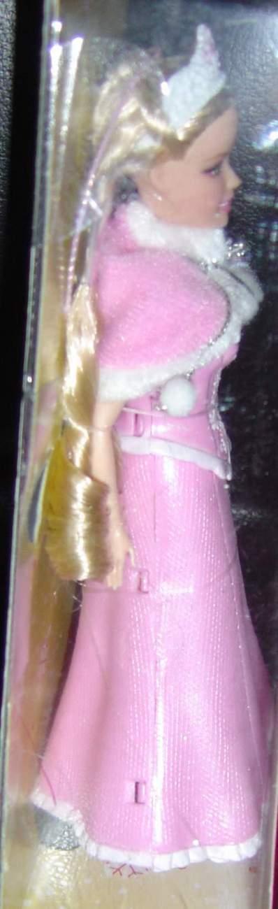 BARBIE Doll NUTCRACKER PRINCESS CLARA Mini Kingdom Orn.