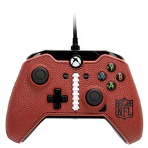 NFL Premium Official Face-Off Controller for Xbox One and Windows - Brow... - $59.99