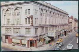 Dexter Press, Full Bleed, color postcard, Hotel Savoy, Bridg - $7.00