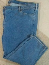 Levi's 541 Athletic Fit Jeans Stretch Fit  Wash 60 x 29 mens Big tall me... - $45.53