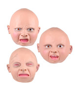 Halloween Mask Full Face Villain Joke - $24.99