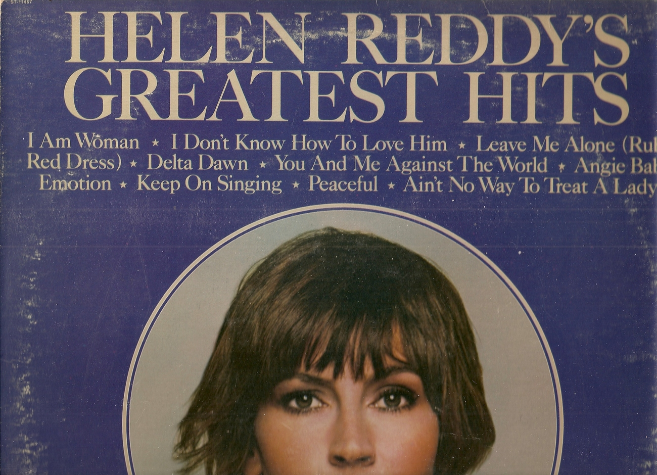 Primary image for lp--Helen Reddy's Greatest Hits