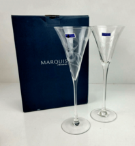 Marquis Waterford YOURS TRULY Toasting Flutes 128761 Set of 2 NEW IN BOX  - $49.99