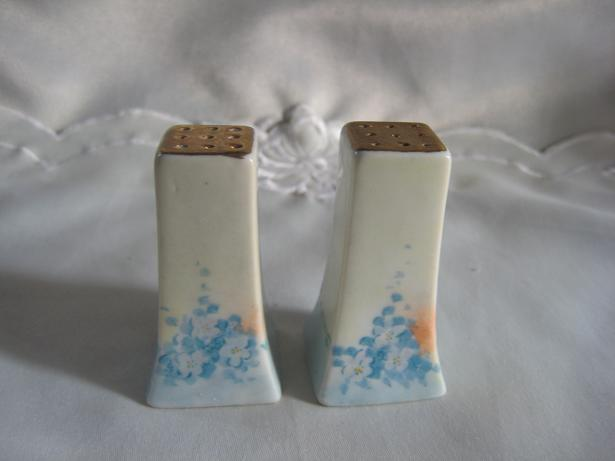 Handpainted salt & pepper shakers