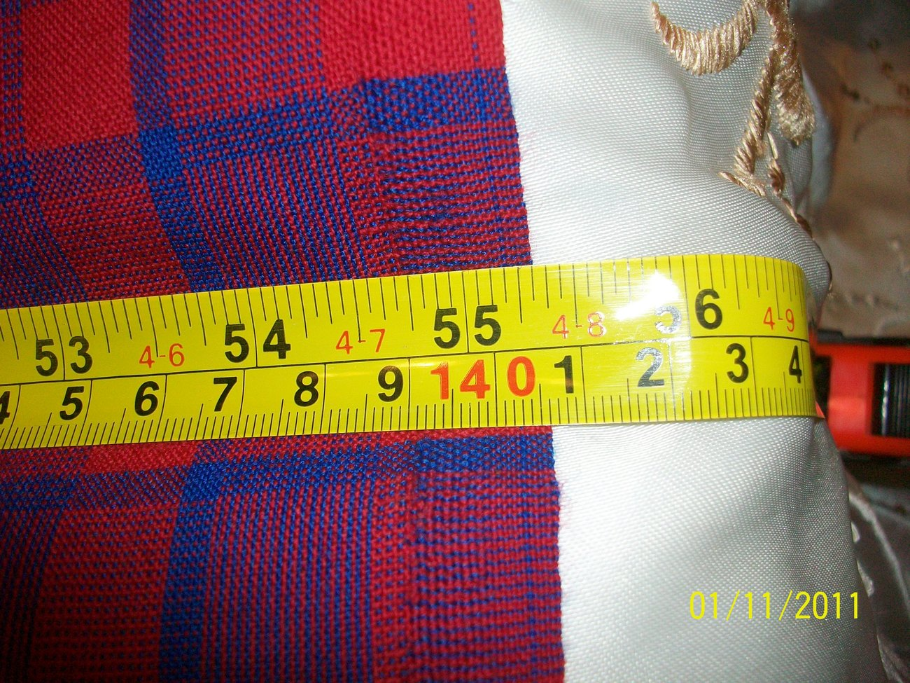 length of the material fabric brand new piece of fabric, chery