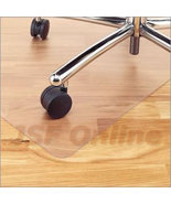 Large 60 x 96 ES Robbins HARD FLOOR Chair Mat C... - $195.00