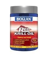 Bioglan Red Krill Oil 500mg 120 Soft Capsules - $126.99