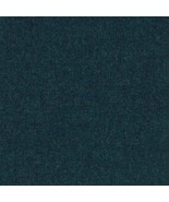 7 yds Herman Miller Loft Heathered Navy Blue Wool Upholstery Fabric 22L0... - $239.40