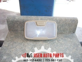 2013 HYUNDAI SONATA HYBRID REAR DOME LIGHT  - $20.00