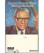 GEORGE BEVERLY SHEA: Precious Memories -14637 Cassette Tape - $9.90