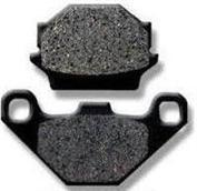 Derbi Disc Brake Pads DXR 200 Quad 2005 Rear (1 set)
