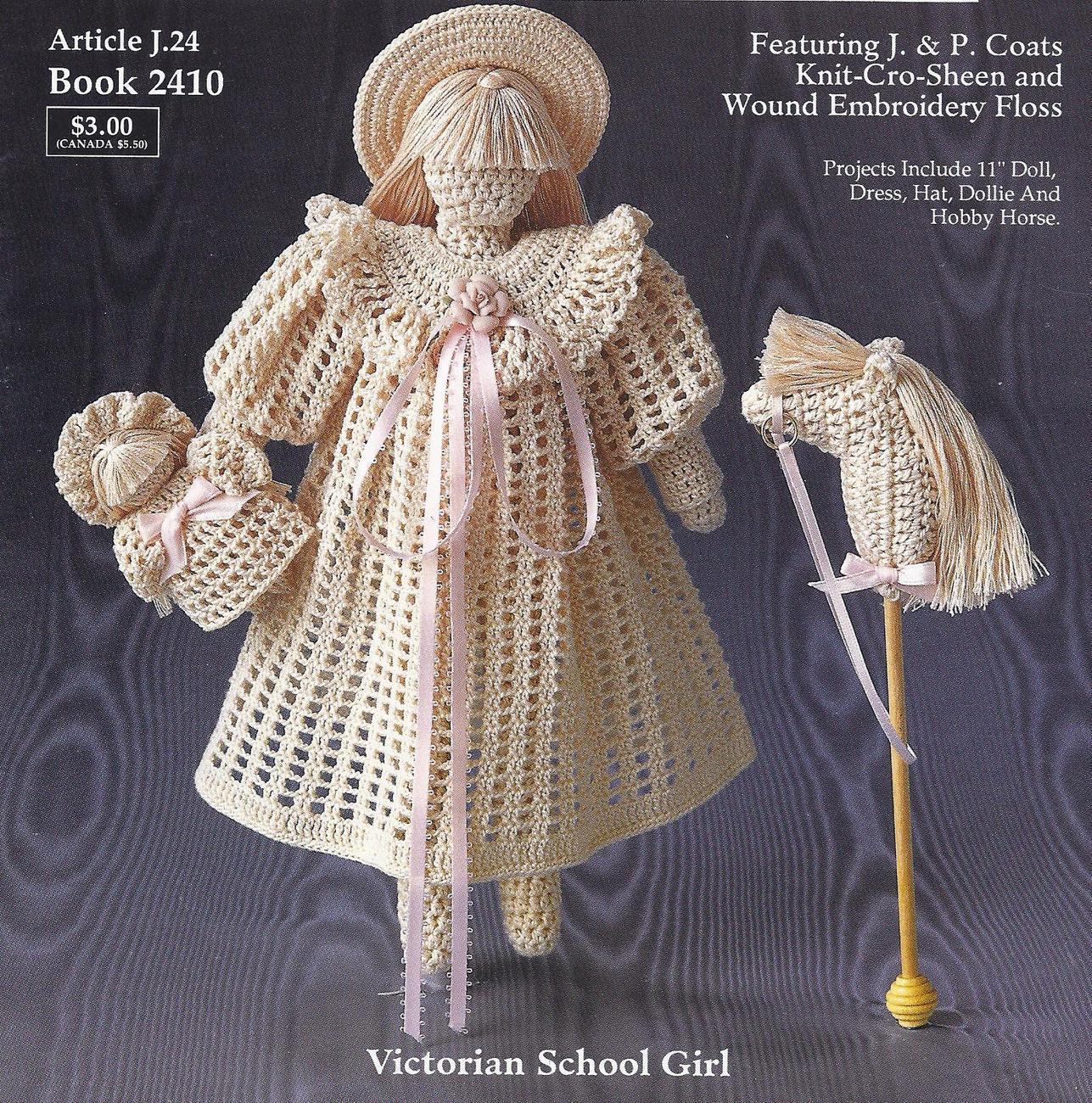 Crochet pattern 464