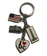 "United States Flag , White House, Washington Monument & ""I Heart DC"" Cha... - $4.99"