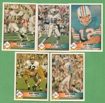 1992 Pacific Bob Griese Football Lot - $3.00