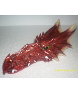 Ruby Dragon Incense Holder Large - $23.95