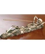 Skeleton Incense Burner Holder - $16.99