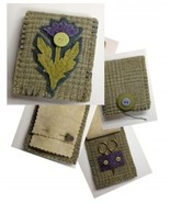 Thistle Sewing Wallet Kit (pk543) Just Another ... - $21.60