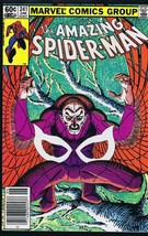 Amazing Spider-Man #241 ORIGINAL Vintage 1983 Marvel Comics Vulture News... - $19.79