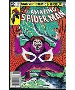 Amazing Spider-Man #241 ORIGINAL Vintage 1983 Marvel Comics Vulture News... - $18.51