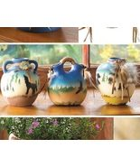 Indian Mini Southwestern Vase Set - $14.85