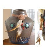 Indian  Southwestern Inspired Pot - $19.50