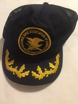 National Rifle Association Trucker Hat NRA K Products USA Foam Cap Made ... - $86.63